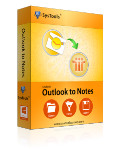 outlook to notes