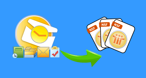 PST to NSF Converter Banner